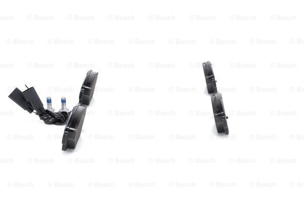 SET PLACUTE FRANA FRANA DISC BOSCH 0 986 494 171