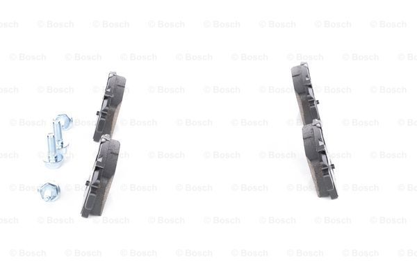 SET PLACUTE FRANA FRANA DISC BOSCH 0 986 494 199