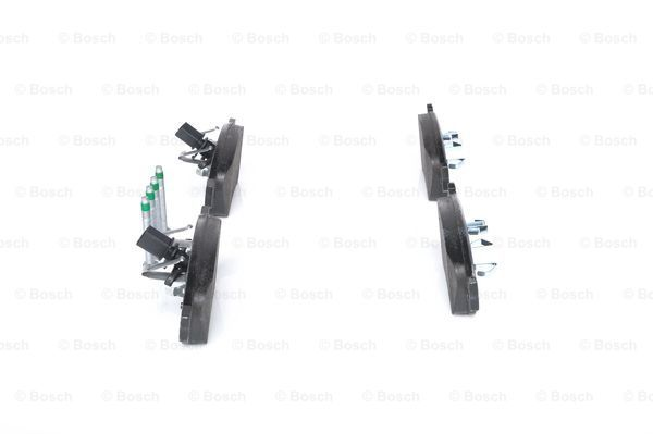 SET PLACUTE FRANA FRANA DISC BOSCH 0 986 494 200