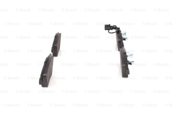 SET PLACUTE FRANA FRANA DISC BOSCH 0 986 494 203