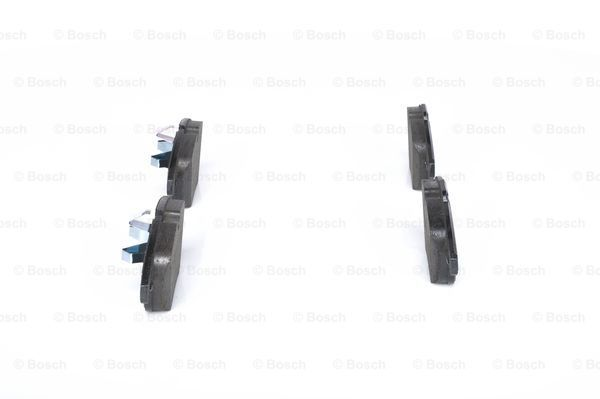 SET PLACUTE FRANA FRANA DISC BOSCH 0 986 494 209