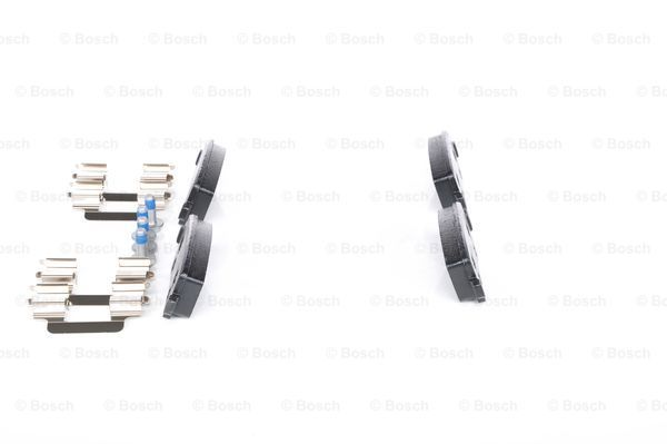 SET PLACUTE FRANA FRANA DISC BOSCH 0 986 494 213