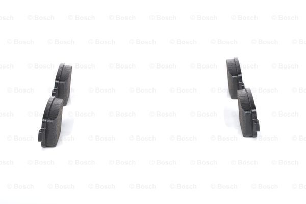 SET PLACUTE FRANA FRANA DISC BOSCH 0 986 494 214