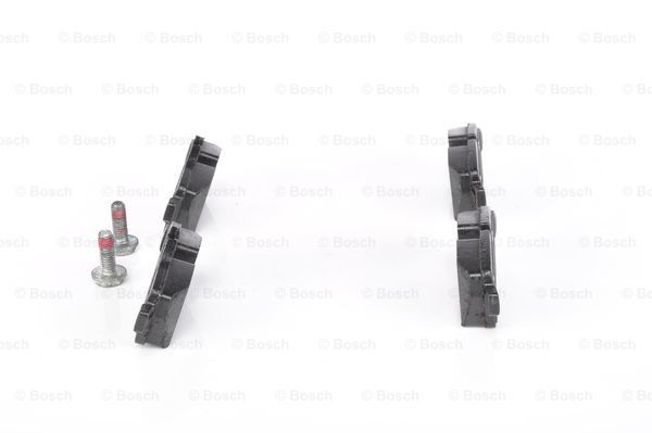 SET PLACUTE FRANA FRANA DISC BOSCH 0 986 494 242