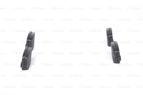 SET PLACUTE FRANA FRANA DISC BOSCH 0 986 494 247