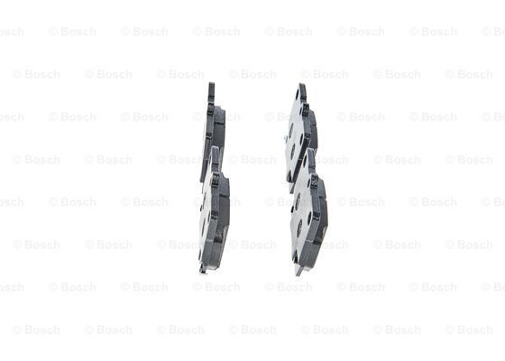SET PLACUTE FRANA FRANA DISC BOSCH 0 986 494 253