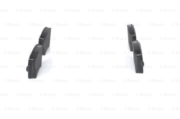 SET PLACUTE FRANA FRANA DISC BOSCH 0986494254