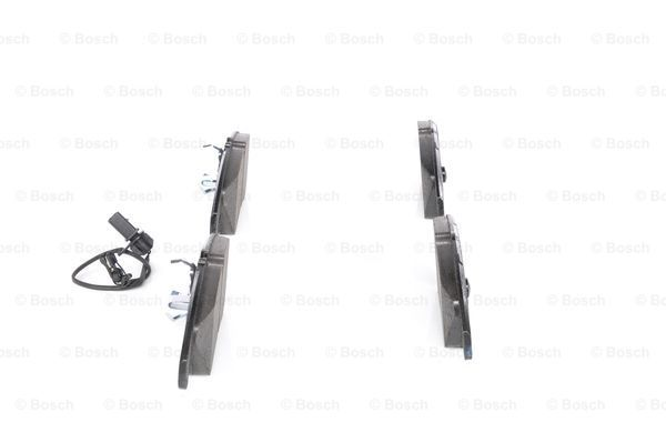 SET PLACUTE FRANA FRANA DISC BOSCH 0 986 494 259