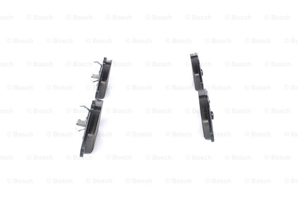 SET PLACUTE FRANA FRANA DISC BOSCH 0 986 494 263