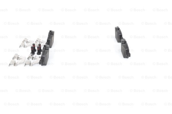 SET PLACUTE FRANA FRANA DISC BOSCH 0 986 494 269