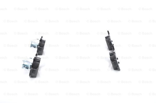 SET PLACUTE FRANA FRANA DISC BOSCH 0 986 494 272