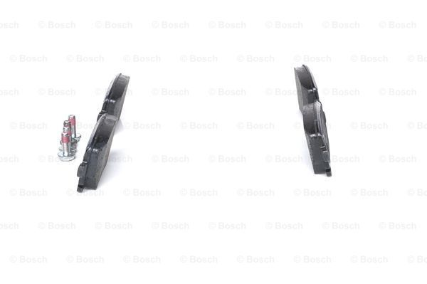SET PLACUTE FRANA FRANA DISC BOSCH 0 986 494 303