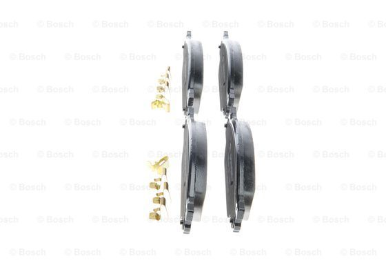 SET PLACUTE FRANA FRANA DISC BOSCH 0 986 494 355