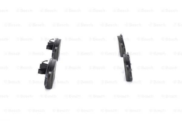 SET PLACUTE FRANA FRANA DISC BOSCH 0 986 494 401