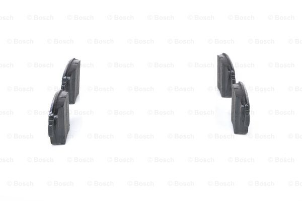 SET PLACUTE FRANA FRANA DISC BOSCH 0 986 494 416