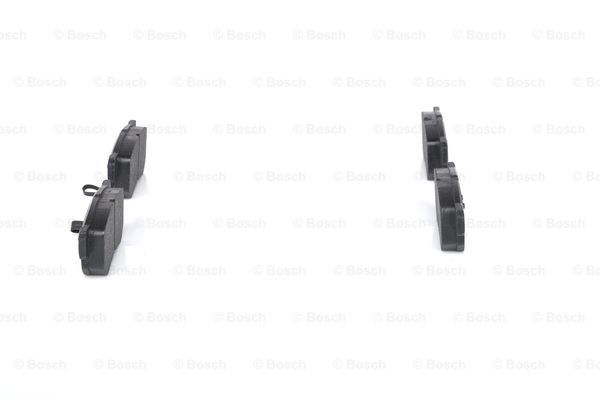 SET PLACUTE FRANA FRANA DISC BOSCH 0 986 494 417