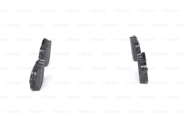 SET PLACUTE FRANA FRANA DISC BOSCH 0 986 494 432