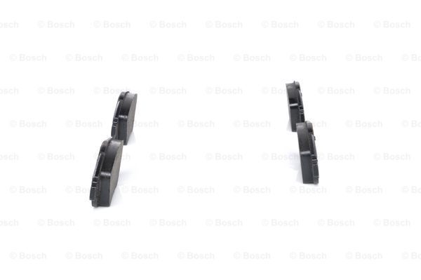 SET PLACUTE FRANA FRANA DISC BOSCH 0 986 494 438