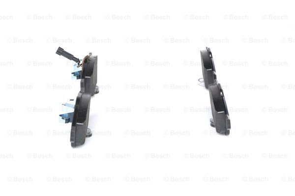 SET PLACUTE FRANA FRANA DISC BOSCH 0 986 494 453