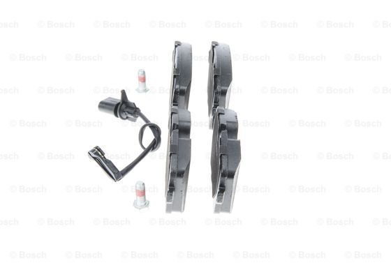 SET PLACUTE FRANA FRANA DISC BOSCH 0 986 494 488