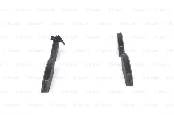SET PLACUTE FRANA FRANA DISC BOSCH 0 986 494 498