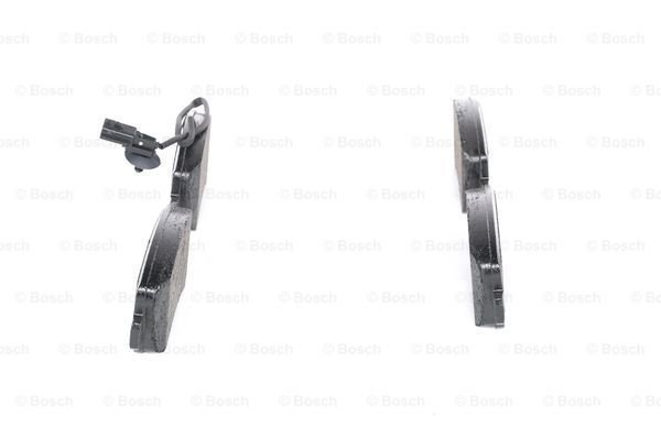 SET PLACUTE FRANA FRANA DISC BOSCH 0 986 494 500