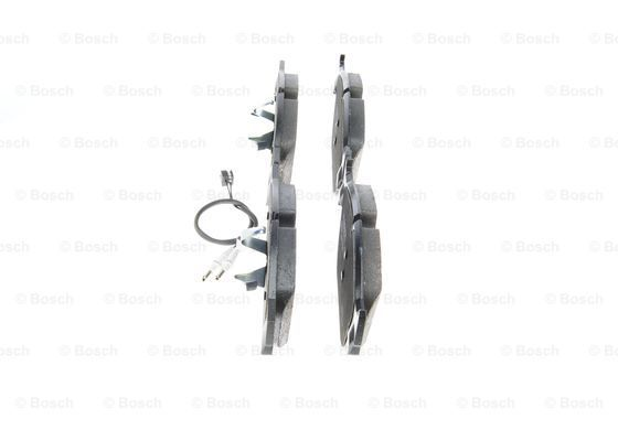 SET PLACUTE FRANA FRANA DISC BOSCH 0 986 494 526