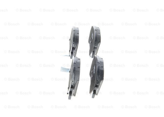 SET PLACUTE FRANA FRANA DISC BOSCH 0 986 494 563