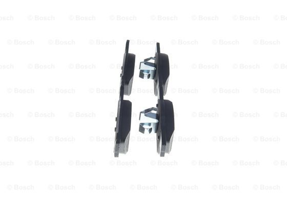 SET PLACUTE FRANA FRANA DISC BOSCH 0 986 494 661