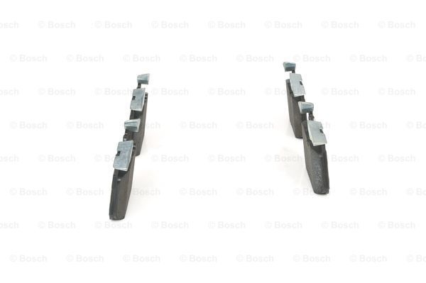 SET PLACUTE FRANA FRANA DISC BOSCH 0 986 494 701