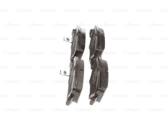SET PLACUTE FRANA FRANA DISC BOSCH 0 986 494 706
