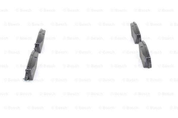 SET PLACUTE FRANA FRANA DISC BOSCH 0 986 494 768