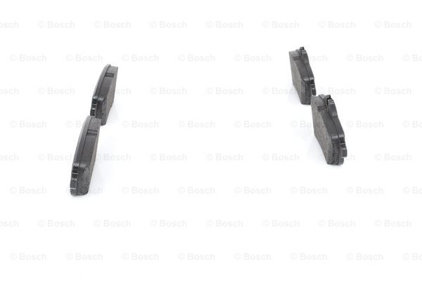 SET PLACUTE FRANA FRANA DISC BOSCH 0 986 494 771