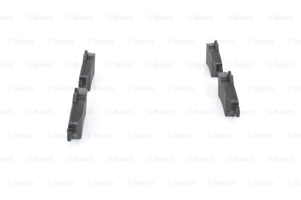 SET PLACUTE FRANA FRANA DISC BOSCH 0 986 495 100