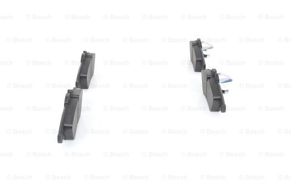 SET PLACUTE FRANA FRANA DISC BOSCH 0 986 495 245