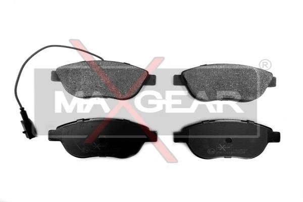 SET PLACUTE FRANA FRANA DISC MAXGEAR 19-0577