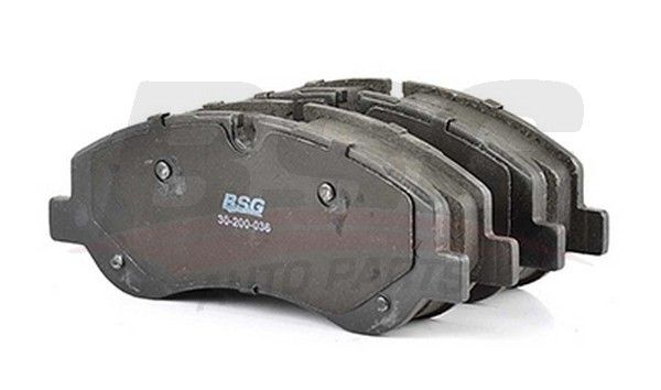 SET PLACUTE FRANA FRANA DISC BSG BSG 30-200-036