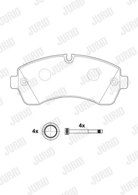 SET PLACUTE FRANA FRANA DISC JURID 2920009560