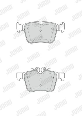 SET PLACUTE FRANA FRANA DISC JURID 573609J