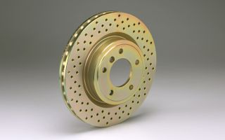DISC FRANA DE PERFORMANTA BREMBO FD180000