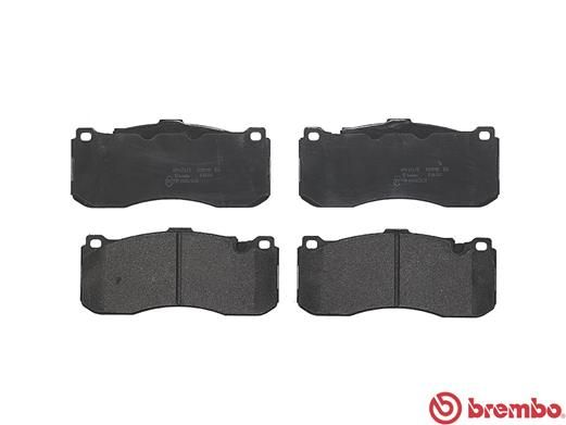 SET PLACUTE FRANA FRANA DISC BREMBO P 06 041