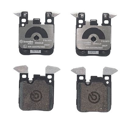 SET PLACUTE FRANA FRANA DISC BREMBO P 06 087X