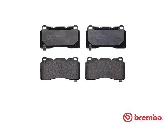SET PLACUTE FRANA FRANA DISC BREMBO P 09 004