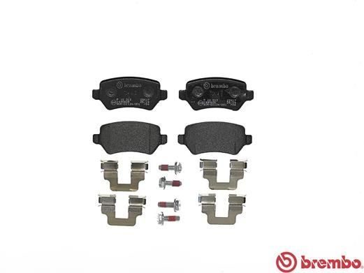 SET PLACUTE FRANA FRANA DISC BREMBO P 10 013