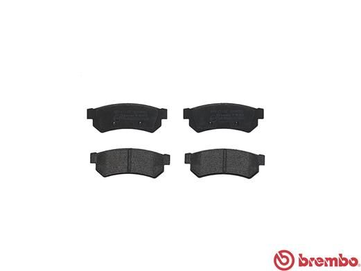 SET PLACUTE FRANA FRANA DISC BREMBO P 10 053
