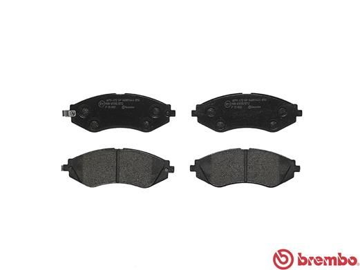 SET PLACUTE FRANA FRANA DISC BREMBO P 15 002