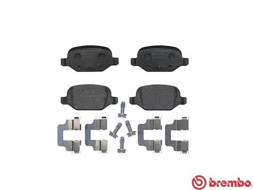 SET PLACUTE FRANA FRANA DISC BREMBO P 23 064