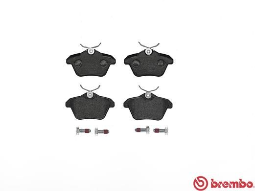 SET PLACUTE FRANA FRANA DISC BREMBO P 23 067
