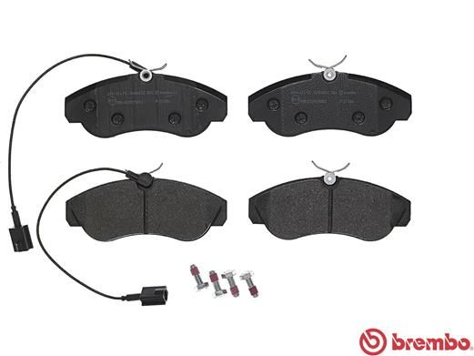 SET PLACUTE FRANA FRANA DISC BREMBO P 23 084