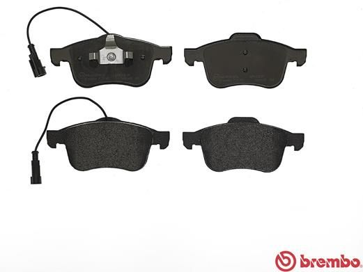 SET PLACUTE FRANA FRANA DISC BREMBO P 23 103